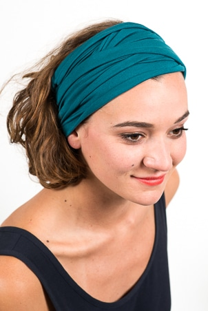 bandeau_a_cheveux_turbans_large_elastique_emeraude_2