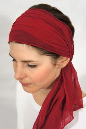 foudre-bandeau-cheveux-foulard-rouge-2