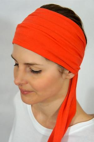 foudre-bandeau-cheveux-orange-fluo-1