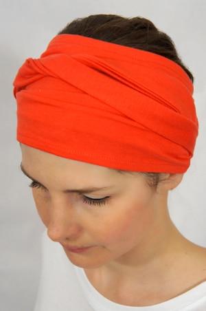 foudre-bandeau-cheveux-orange-fluo-2