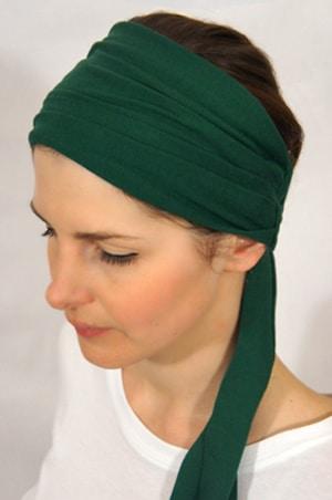 foudre-bandeau-cheveux-vert-menthe-1