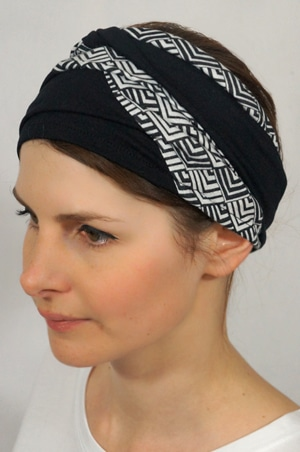 foudre-bandeaux-cheveux-bicolore-losange-2