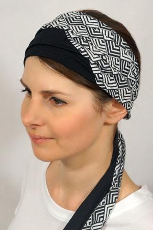foudre-bandeaux-cheveux-bicolore-losange-3
