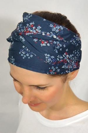 foudre-bandeaux-cheveux-liberty-bleu-marine-2