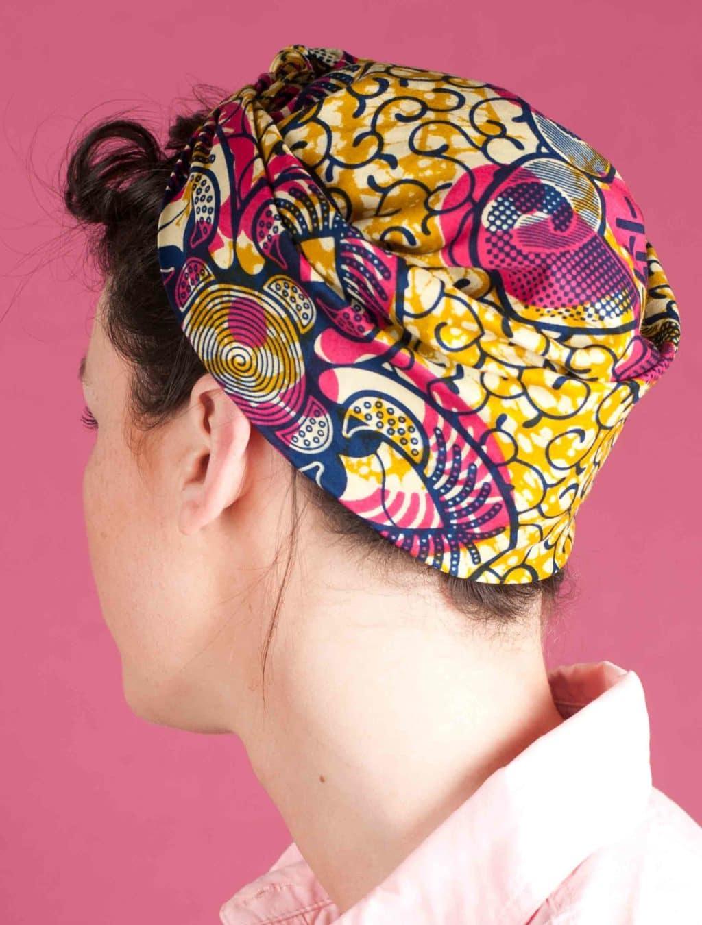 Foudre | Bandana Wax Fleur