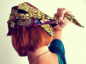 Mettre un bandana Foudre en mode pirate