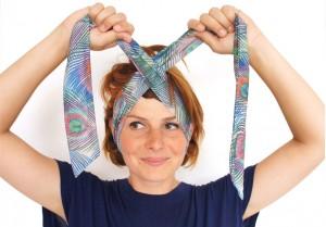 Foudre | Comment mettre un bandeau dans les cheveux comme Cléopatre