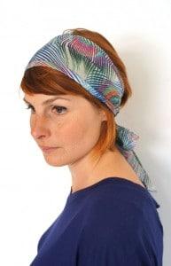 Foudre | Comment mettre un bandeau dans les cheveux style bohème