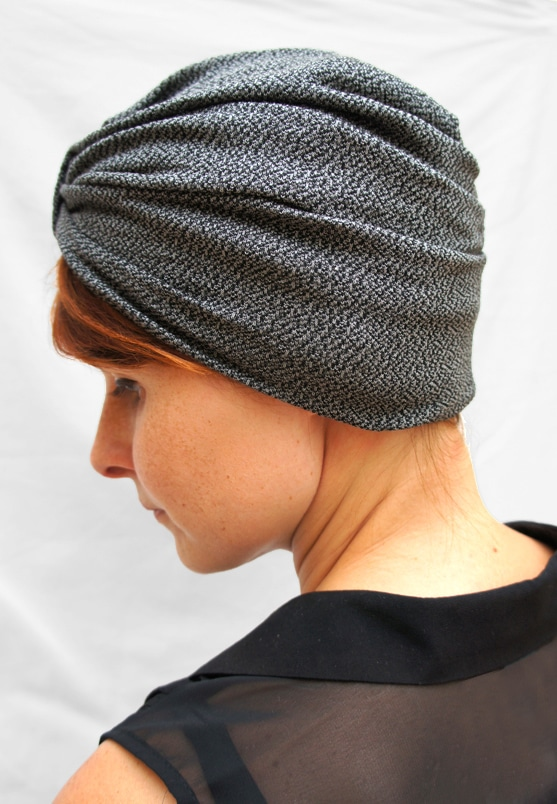 Foudre | Chapeau style vintage Simone - Souris