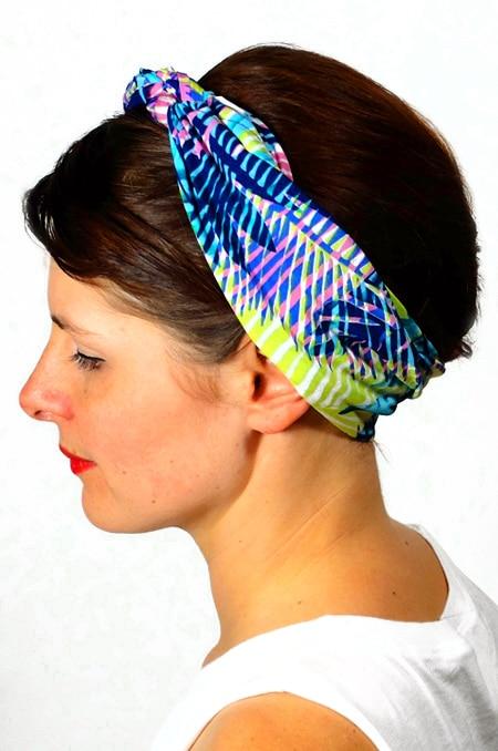 bandana_cheveux_foudre_tissu_tropical_caraibes