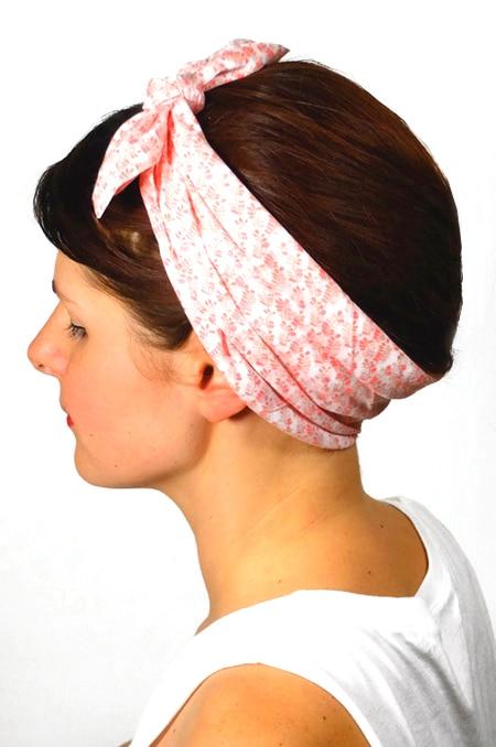 bandana_cheveux_foudre_tissu_liberty_corail