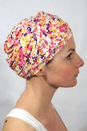 foudre-turbans-motif-rose-jaune-1