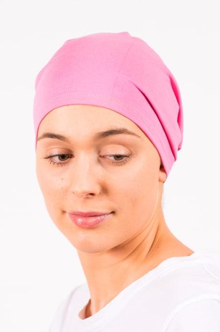 bonnet_chimiotherapie_pas_cher_foudre_rose