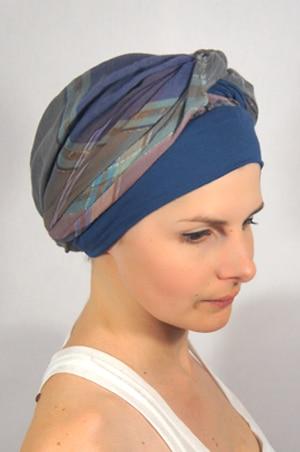 foudre-bandeaux-foulard-chimiotherapie-carreaux-4