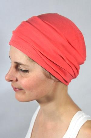 foudre-bonnet-chimiotherapie-br-rose-corail-2