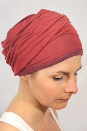 foudre-turbans-chimiotherapie-bicolore-rose-2