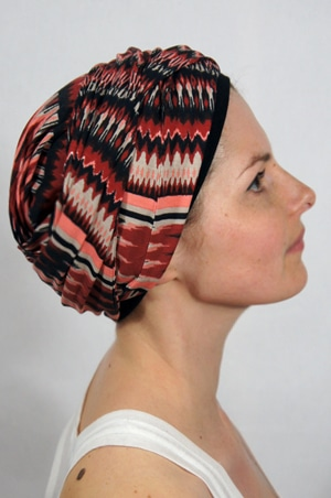 foudre-turbans-motif-vodoo-red-1
