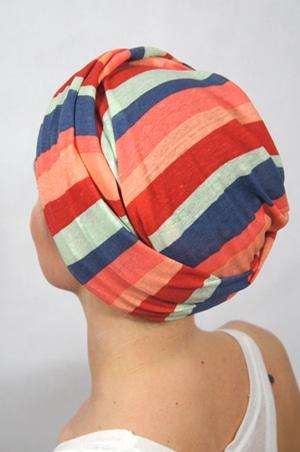foudre-turbans-raye-multicolore-2