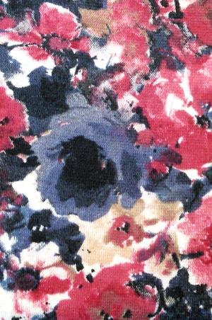 foudre-turbans-motif-fleurs-rouge-bleu-5