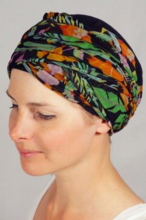 bonnet-foulard-chimiotherapie-noir-tropical-2