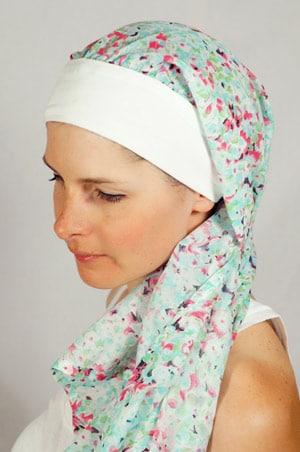 bandeau-foulard-chimiotherapie-foudre-blanc-bleu-2