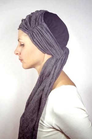 foudre-bonnet-turban-foulard-chimiotherapie-pelade-argent-2