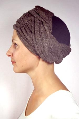foudre,bonnet,turban,foulard,chimiotherapie,pelade,dore