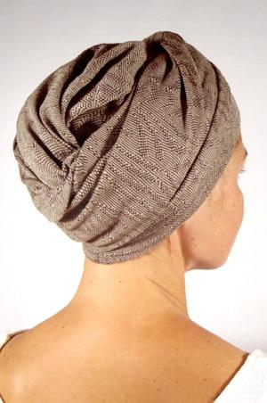 foudre-turban-chimiotherapie-motif-dc