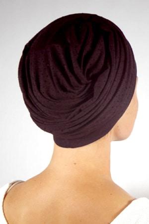 foudre-turban-chimiotherapie-plumetis-noir-2