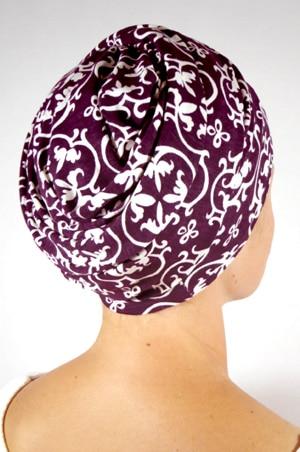 foudre-turban-chimiotherapie-violet-bq3