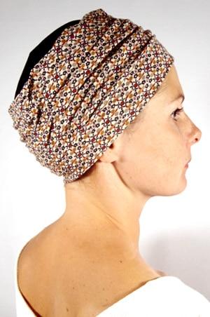 foudre-turban-plisse-chimio-fleurs-mrn4