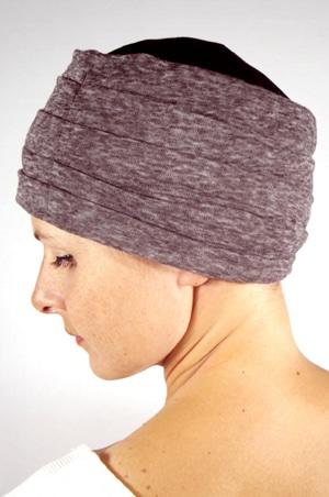 foudre-turban-plisse-chimio-gris-flm