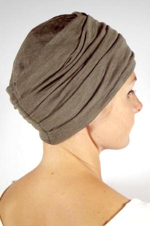 foudre-turban-plisse-chimio-maille-kaki-5