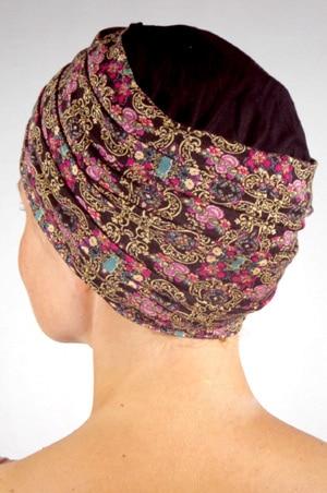 foudre-turban-plisse-chimio-oriental-2