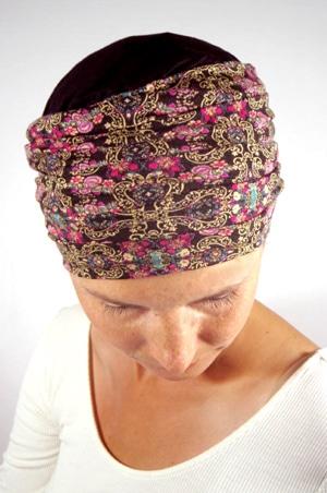 foudre-turban-plisse-chimio-oriental-4