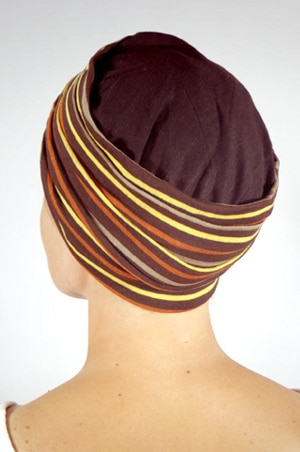 foudre-turban-plisse-chimio-raye-mr2