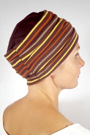 foudre-turban-plisse-chimio-raye-mr3