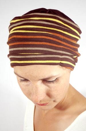 foudre-turban-plisse-chimio-raye-mr4