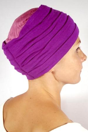 foudre-turban-plisse-chimio-rose-vi4
