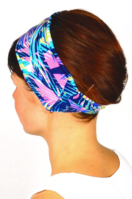 bandeau_a_cheveux_extra-large_tropical_caraïbes_foudre