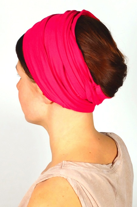 bandeau_a_cheveux_extra-large_rose_fushia_foudre
