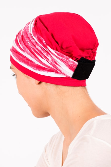 pack_chimiotherapie_bonnet_bandeau_chimio_rayures_grenadine_2