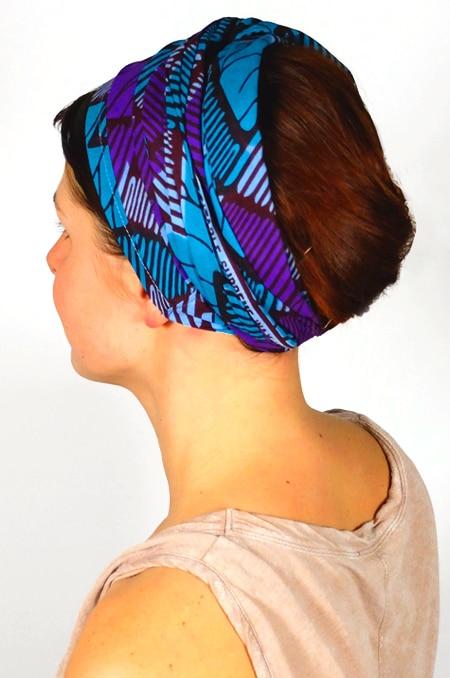 bandeau_a_cheveux_tissu_africain_turban_foudre_wax_violet