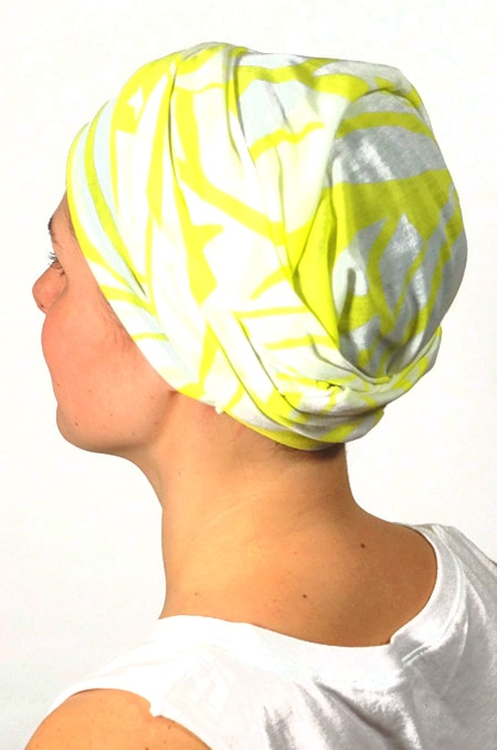 bandeau_chimiotherapie_extra_large_tropical_pareo_citron_foudre_3