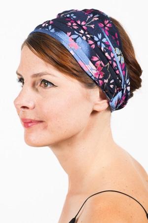 bandeau_cheveux_japonais_foudre_fleurs_bleu_1