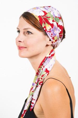 bandeau_cheveux_japonais_foudre_fleurs_bordeaux_3