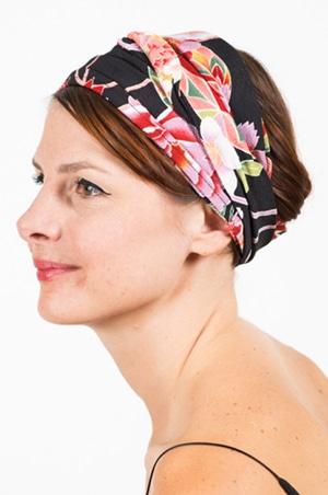 bandeau_cheveux_japonais_foudre_fleurs_noir_1