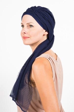 foudre_foulard-chimotherapie_plumetis_bleu