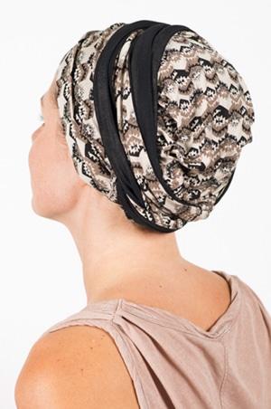 turban_chimiotherapie_bicolore_sable_3