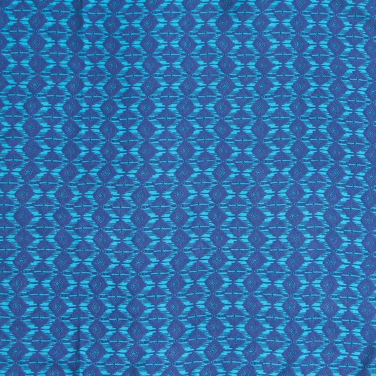 bandana_cheveux_foudre_coton_turquoise_bleu